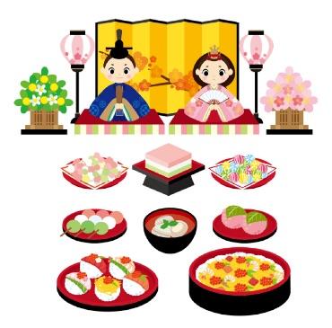 ひな祭り料理