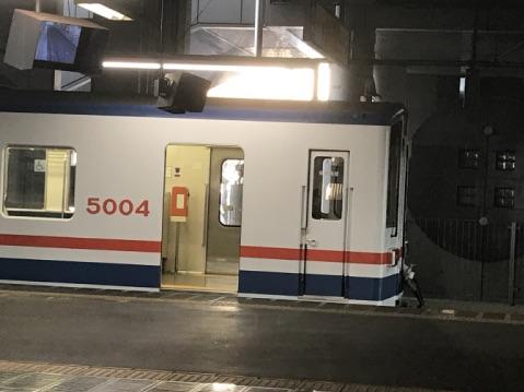 関東鉄道常総線の車両の画像
