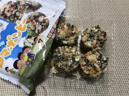 小松製菓の納豆食せん