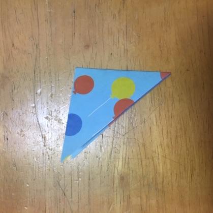 折り紙ドーナツの手順3