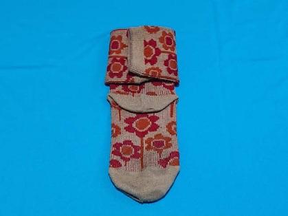 靴下のコンパクトなたたみ方3