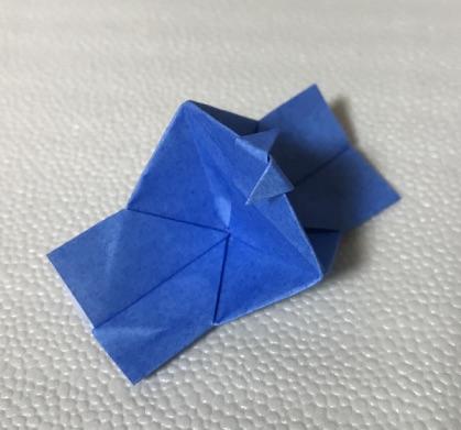 折り紙のカメラ