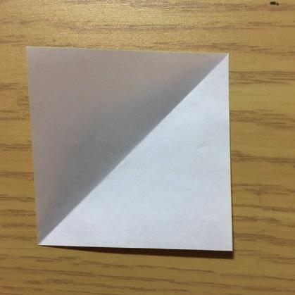ペンギン折り紙の折り方2