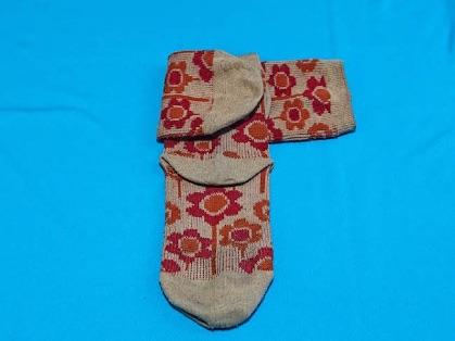 靴下のコンパクトなたたみ方2
