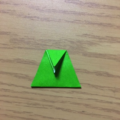 ペンギン折り紙の折り方6