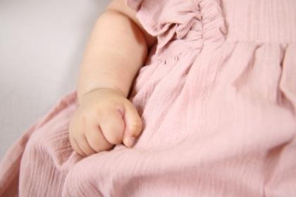 赤ちゃんのワンピース