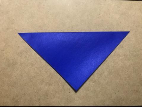 兜の折り方1