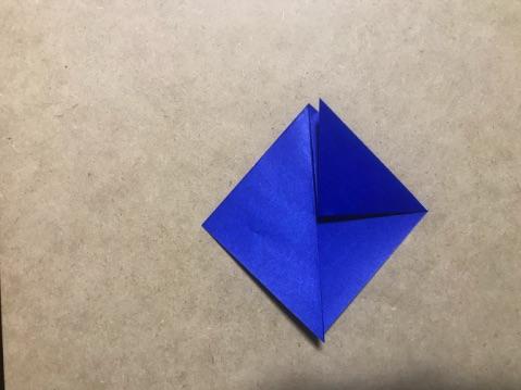 兜の折り方4