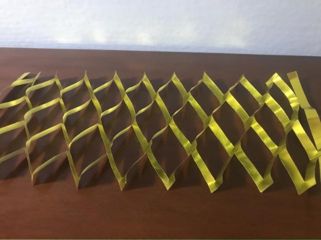 折り紙の天の川